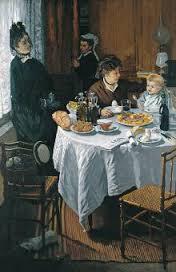 Monet lunch_Staedel